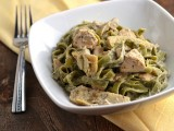 creamyartichokepasta