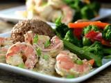 horseradish shrimp