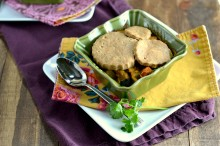amy green, chickpea flour biscuits, chickpea flour pastry, curried chicken pot pie, root vegetable pot pie