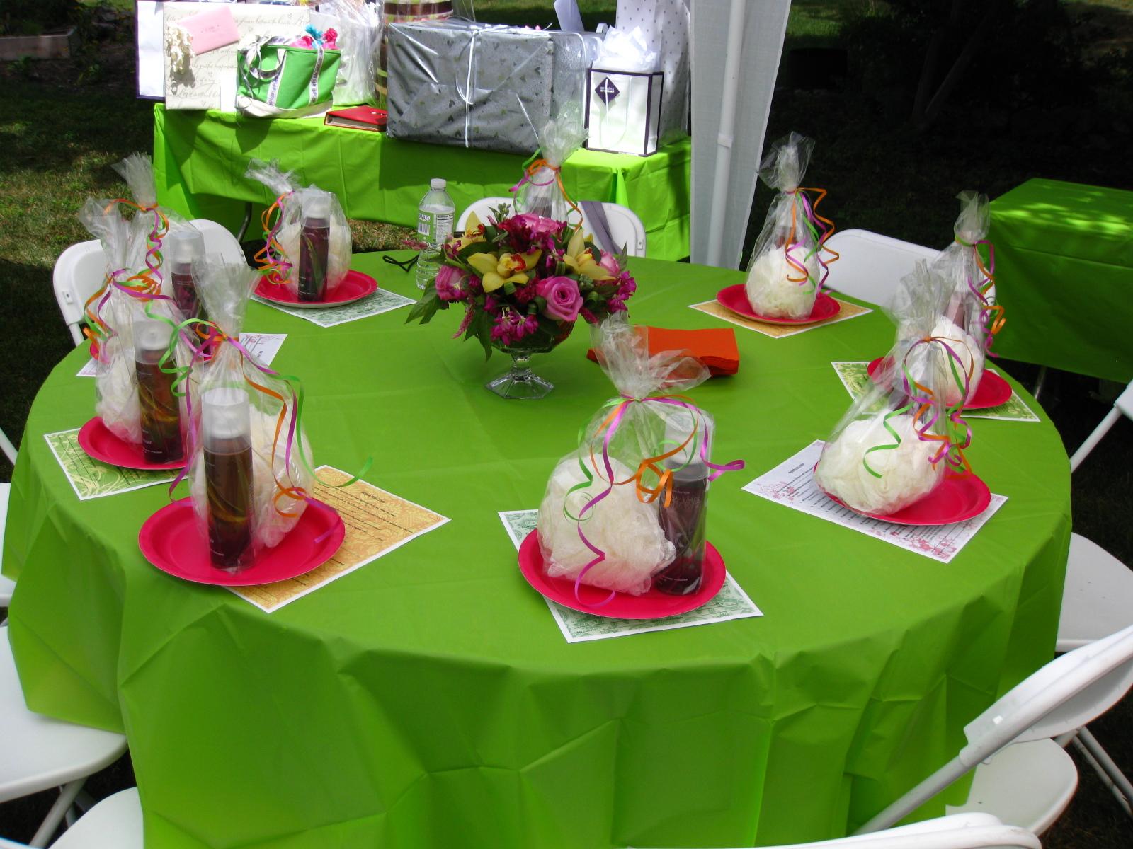 cara39s cravings tropical bridal shower