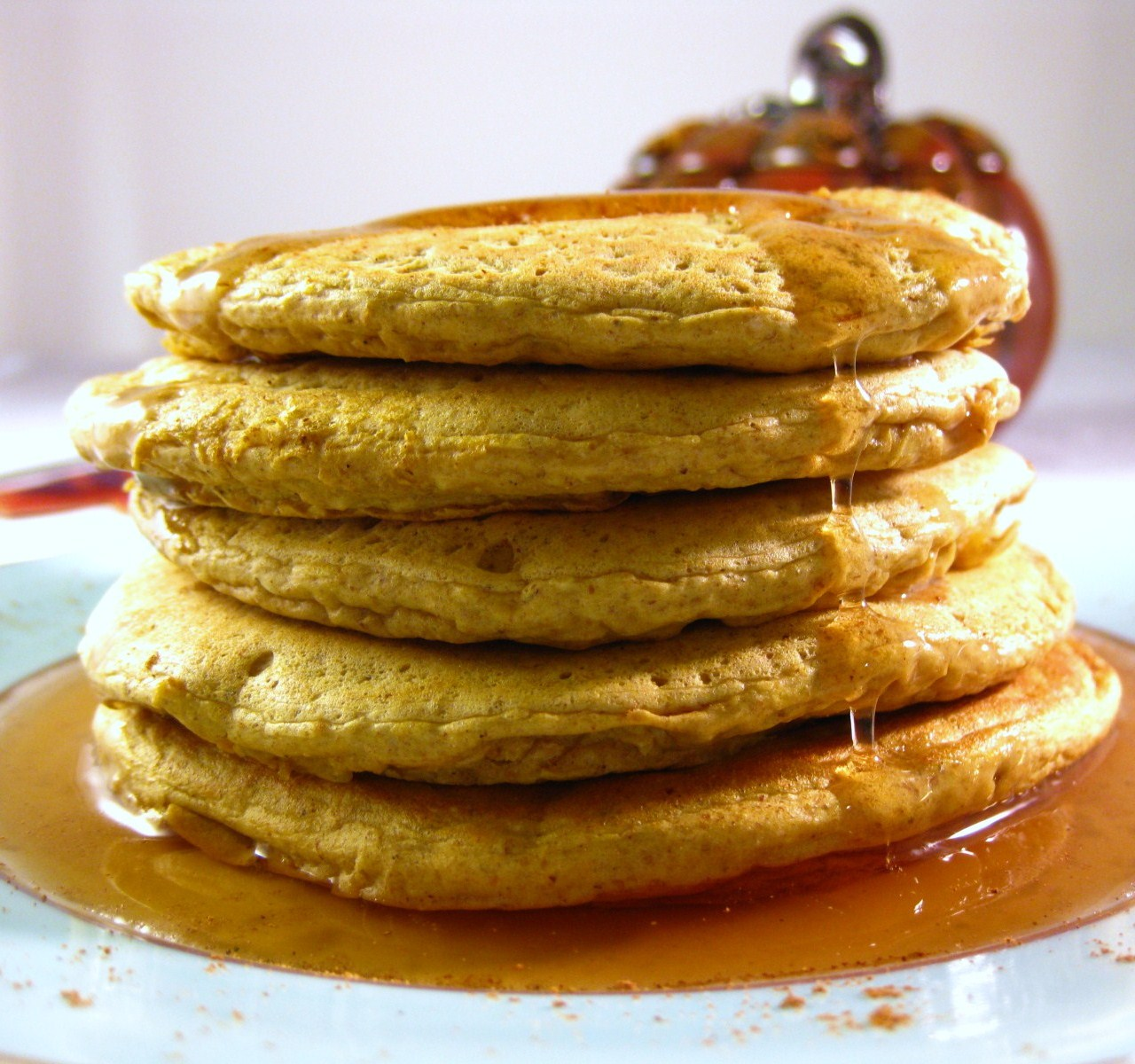 Caras cravings 5 cool things to do with pumpkin and protein 5 cool things to do with pumpkin and protein powder high fiber protein pumpkin pancakes forumfinder Images