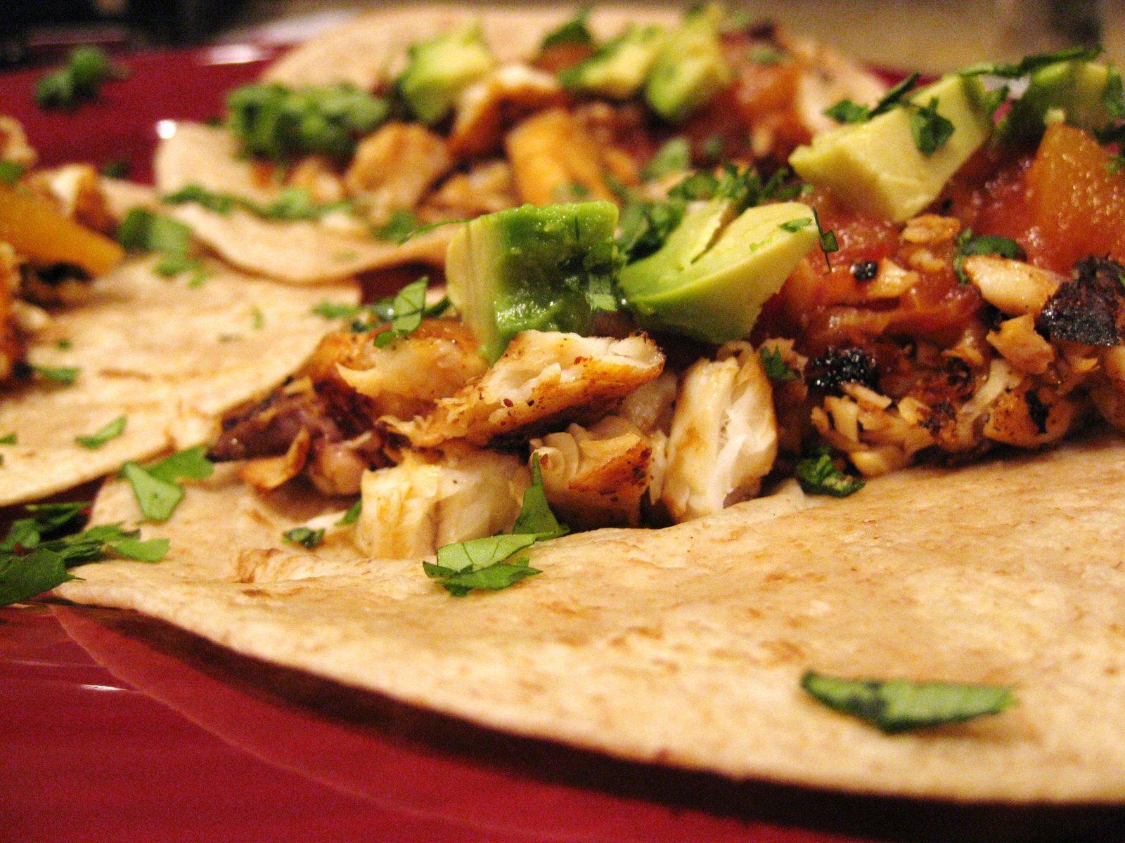 Tilapia Tacos