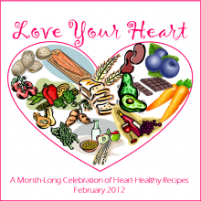 American Heart Month, Heart Healthy Recipes