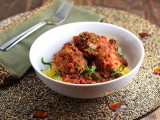 whitebeanturkeymeatballs