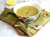 Asparagus and Walnut Soup 2