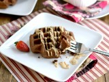 Brownie Waffles 4