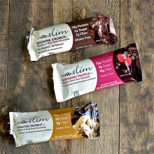 NuGo Slim Protein Bars