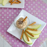 Oatmeal Cookie Dip 1