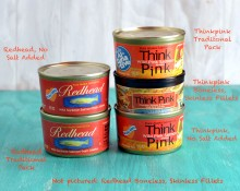 Pure Alaska Salmon, wild canned salmon
