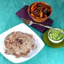 quinoa flour tortillas 2