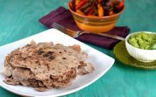 quinoa flour tortillas