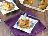 apple kugel, passover kugel, gluten free kugel