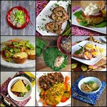 clean eating collage small