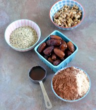 protein bar ingredients