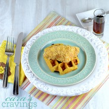 Chicken & Waffles 2