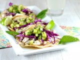 Melon Mojito Fish Tacos 2