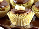 chocolate banana cupcake 3