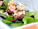 Lobster Maki Burger Lettuce Wraps 2