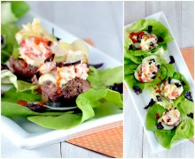 Lobster Maki Sliders