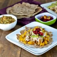 Cider Braised Turkey & Squash Tacos @Cara's Cravings-5