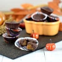 Pumpkin Caramel Cups @Cara's Cravings 4