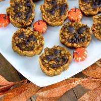 Pumpkin Pie Rice Crispy Treats @Cara's Cravings-4