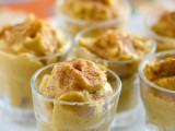Frosty Pumpkin Pie Shots