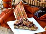 Stilton Tart with Fig and Prosciutto @Cara's Cravings-8