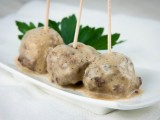 Gluten-Free, Dairy-Free Swedish Meatballs