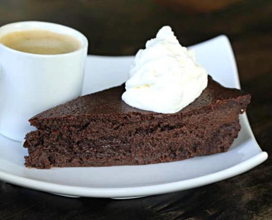 Chocolate torte 2