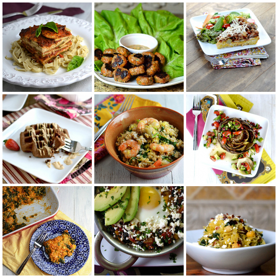 40 Meals Under 400 Calories @carascravings
