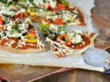 Grain Free Mila Pizza Crust @Cara's Cravings-4