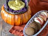 Creamy Cashew Pumpkin Dip @Cara's Cravings-1