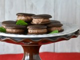 Mint Chocolate Whoopie Pies Cara Lyons-2