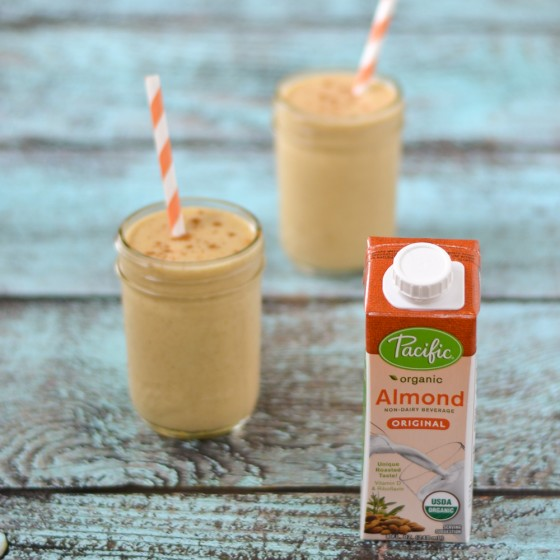 Peach Cobbler Smoothie by Cara Lyons-1