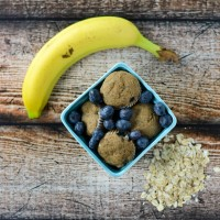 #Berrylicious Blueberry Banana Muffins-0899