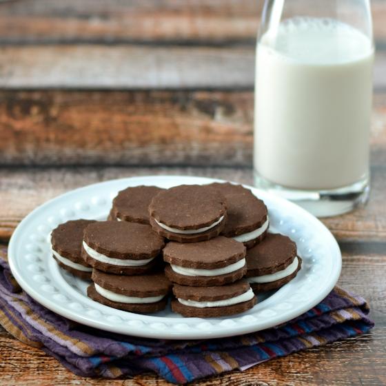 Gluten Fre & Vegan Oreos @Cara's Cravings-1