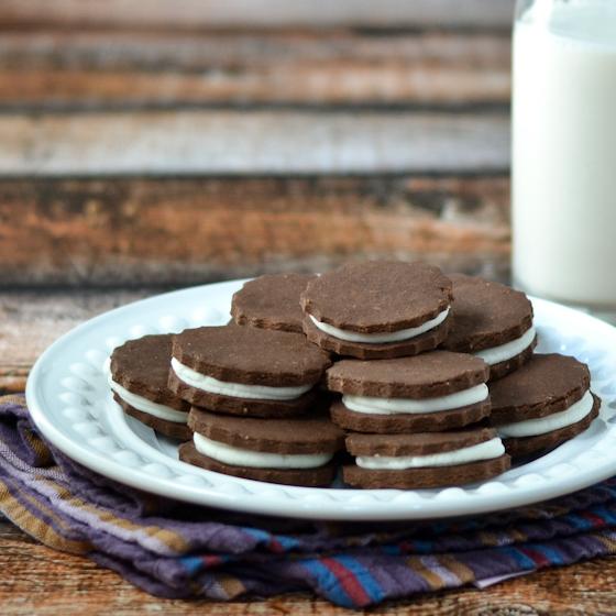Gluten Fre & Vegan Oreos @Cara's Cravings-2